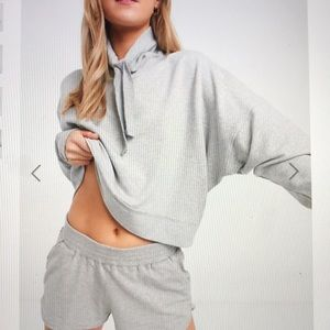 Free People pullover!